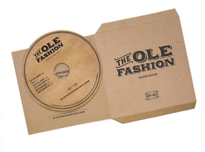 CD Sleeve Templates - Cd packaging templates