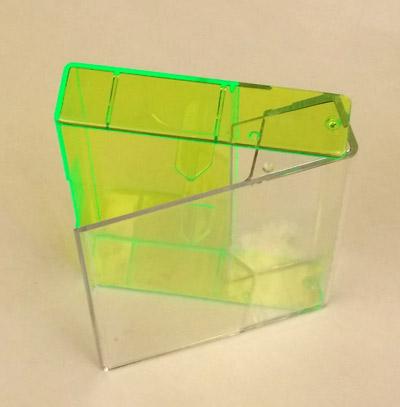 Flo Green Cassette Norelco Case