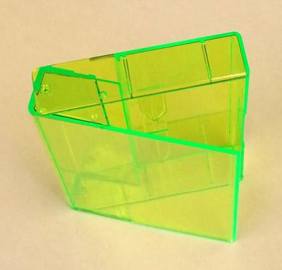 Flo Green Green Norelco Case