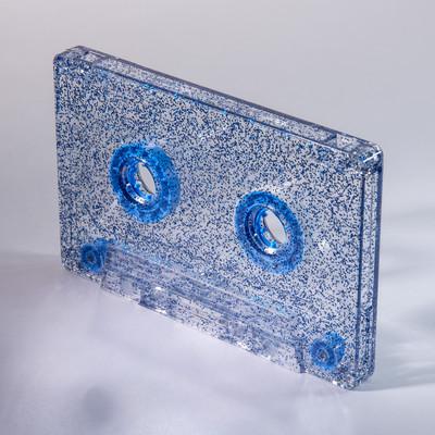 blue glitter c-zero