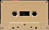 brown cassette