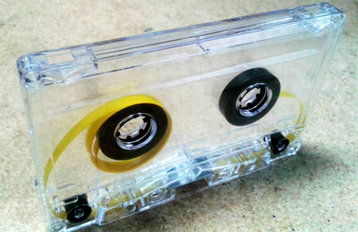 Pre-loaded Normal 78 minute tape - C0-TONRCLLINERYL