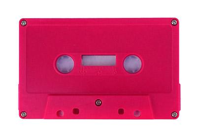 Rubine Red Cassette