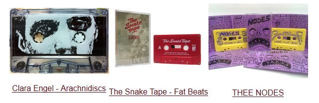 cassettes audio. Black Bedroom Furniture Sets. Home Design Ideas