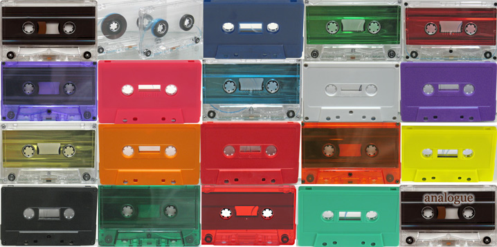 audio cassette choices
