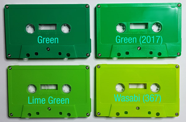 green c-zeros