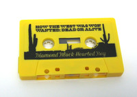 opaque pad printing ink art on cassette