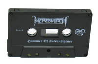 heresiarch - hammer of intransigence cassette
