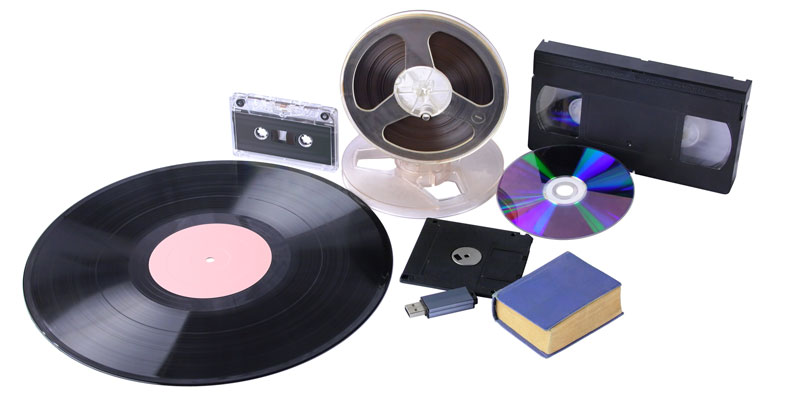 transfer your audio cassettes to digital formats
