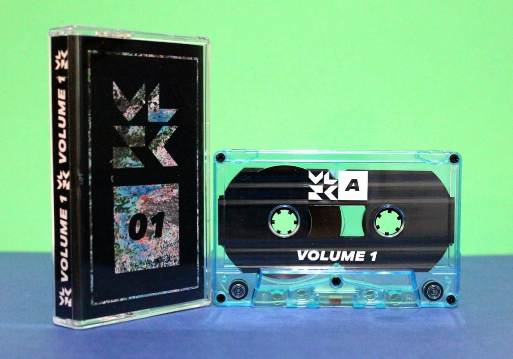 Various Artists - VLSC Vol. 1 cassette