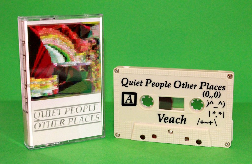 Veach - Quiet People Other Places