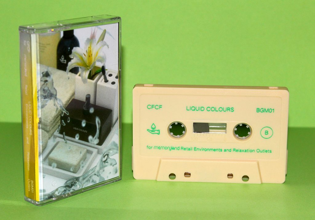 CFCF - Liquid Colours cassette