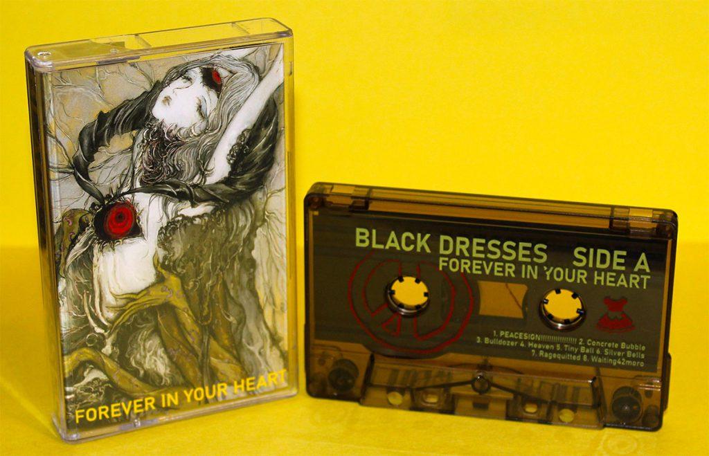 Black Dresses cassette