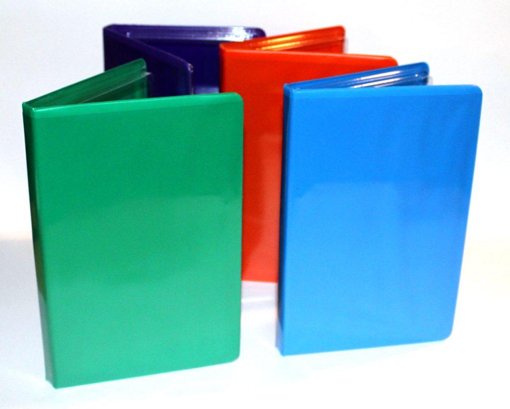 Vinyl Albums for 1 Cassette Colors