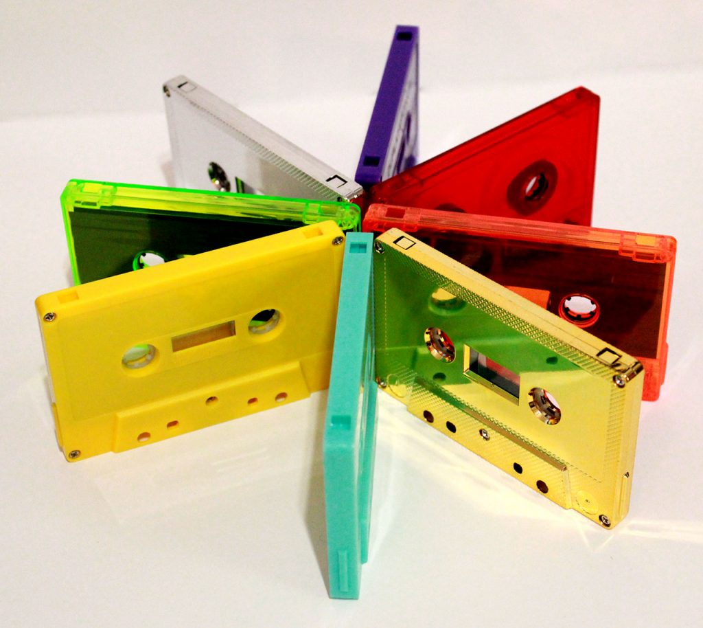 Blank tapes / Blank cassettes from Duplication.ca