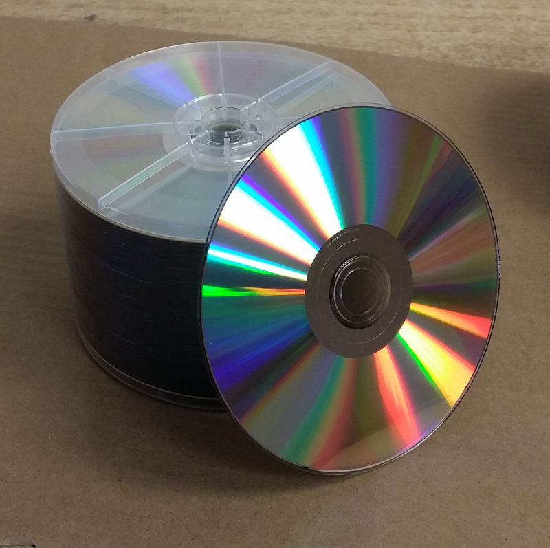 Blank CD-Rs and DVD-Rs from Duplication.ca