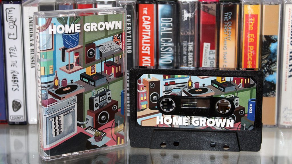 Various Artists - Home Grown duplicated at Duplication.ca
