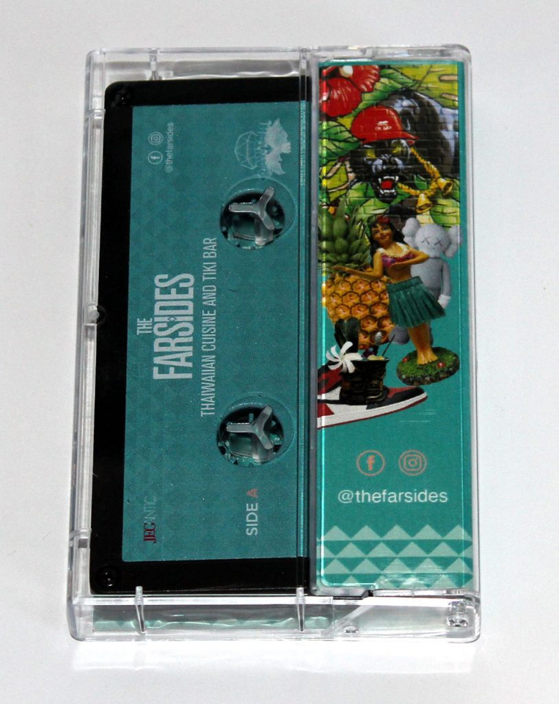 USB cassettes with full packaging from Duplication.ca