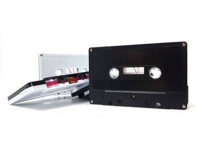 audio cassette duplication