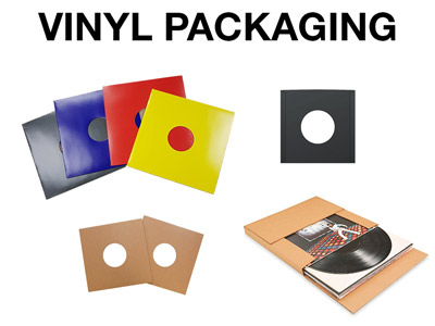 Vinyl Record Sleeves and Supplies