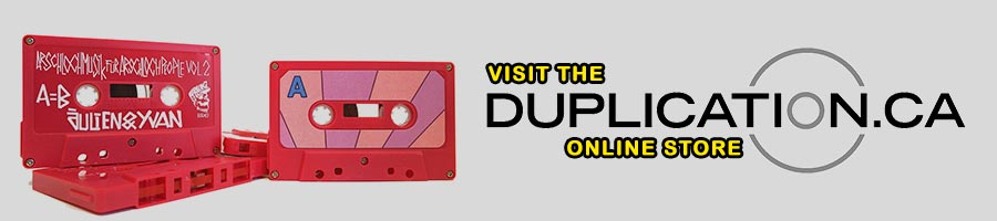 Products and accessories at Duplication.ca