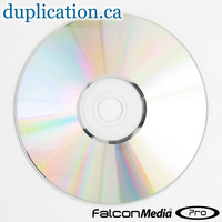 Falcon shiny silver cd-r