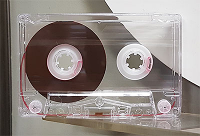Audio Cassette Colour Selection (C-Zeros)