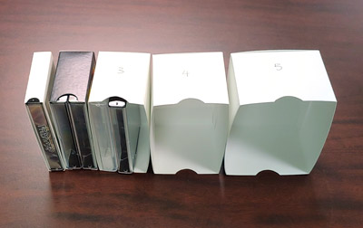 Cassette Slipcases