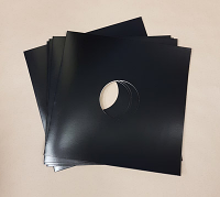 Flat 12 Inch Vinyl Record Jackets