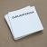 matte white cardboard cd/dvd sleeves