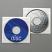 tamper proof cd dvd sleeve 27093
