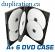 A+ 6 DVD Case