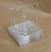 Crystal clear 5.2mm CD Slimline