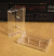 Mint brand new Norelco cassette cases with straight blades