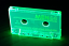 Sample of printed Flo-green tape