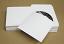 White CD Mini Jacket flats