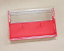 Cassette box with red back