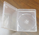 Clear Blu-ray and PS3 case