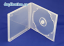 CD Poly Box, disc half box, unbreakable cd case