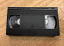 VHS 90 minute blank tape