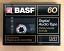 BASF Audio DAT 60 Minutes Metal Powder Formula