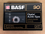BASF DAT 90 minute Digital audio recording perfection