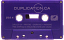 Cassette etching / laser engraving from Duplication.ca