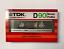 TDK D90 1982 Vintage Audio Cassette
