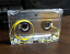 transparent prison cassette tabs in