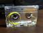 transparent prison cassette tabs in
