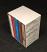 Custom printing of 5 cassette slipcase box set