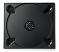 Black CD tray to make Digipaks