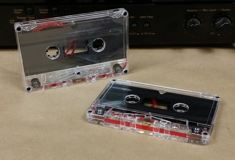 Clear Choice Reviews >> Blank Cassette Tapes Custom-Loaded With Music Grade Normal ...