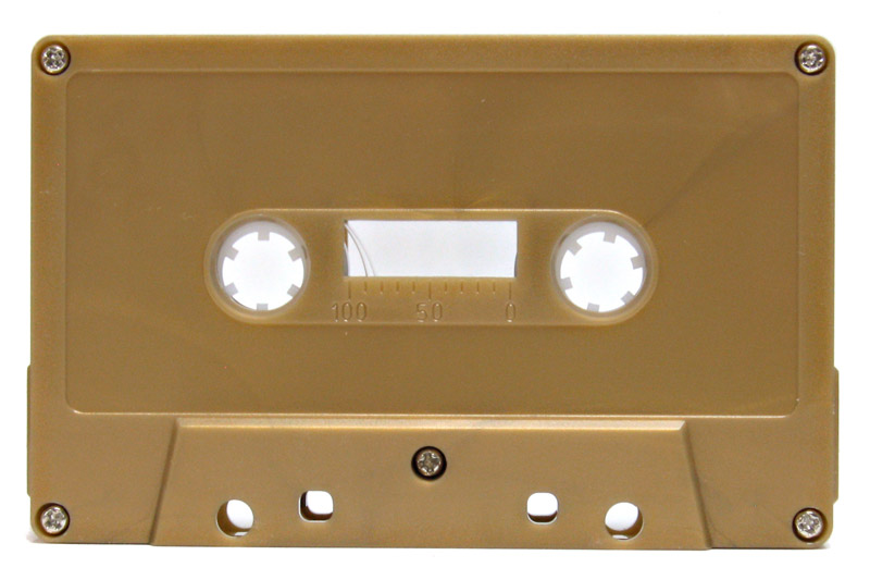 Blank Cassette Tapes Custom-Loaded With Music Grade Normal ...